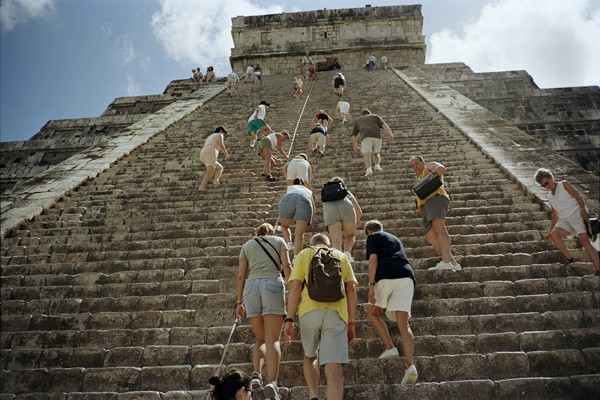 2002, Martin Parr, Time Off [Mexico]